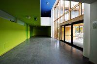 Einweihung der neuen Grundschule und Bibliothek